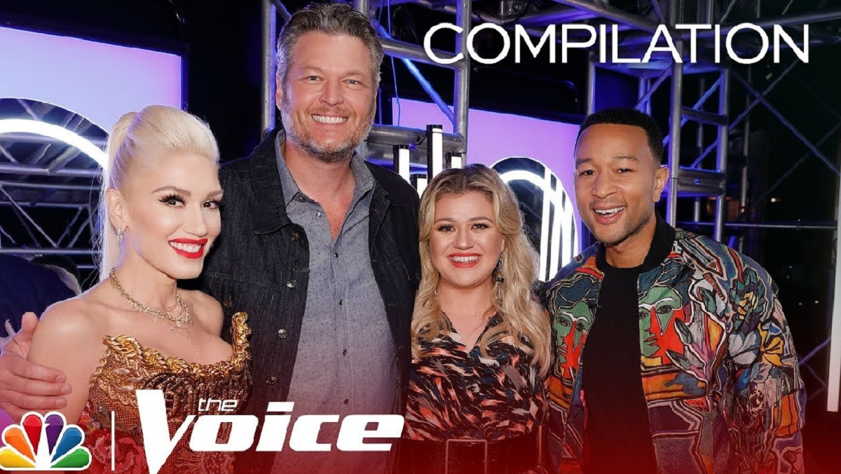 The Voice Country Performances