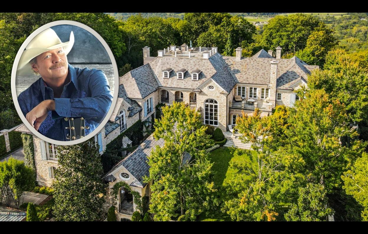Alan Jackson's Mansion