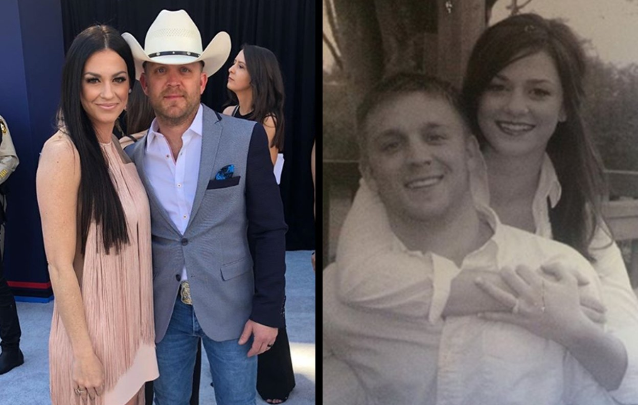 Justin Moore's Wife