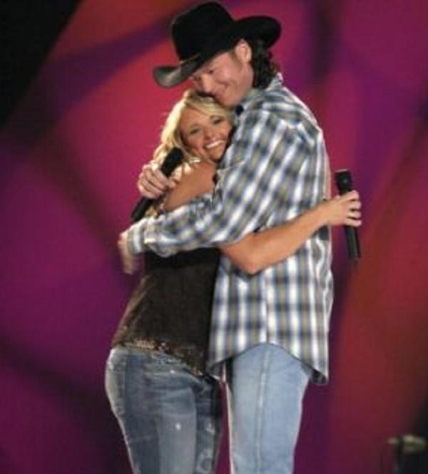 Blake and Miranda Duet