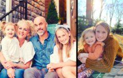 Kimberly Schlapman's daughters