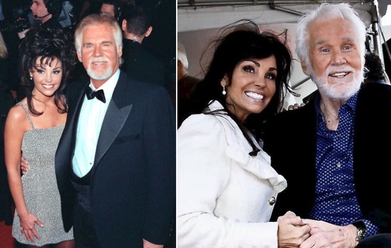 Meet Kenny Rogers Widow Wanda Miller Rogers Video Pics