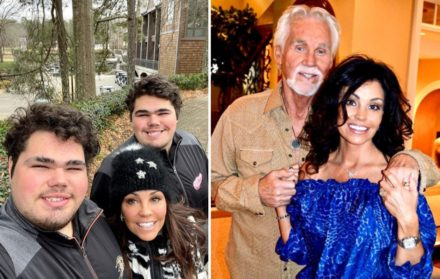 Meet Kenny Rogers Twin Sons Justin And Jordan Pictures Video
