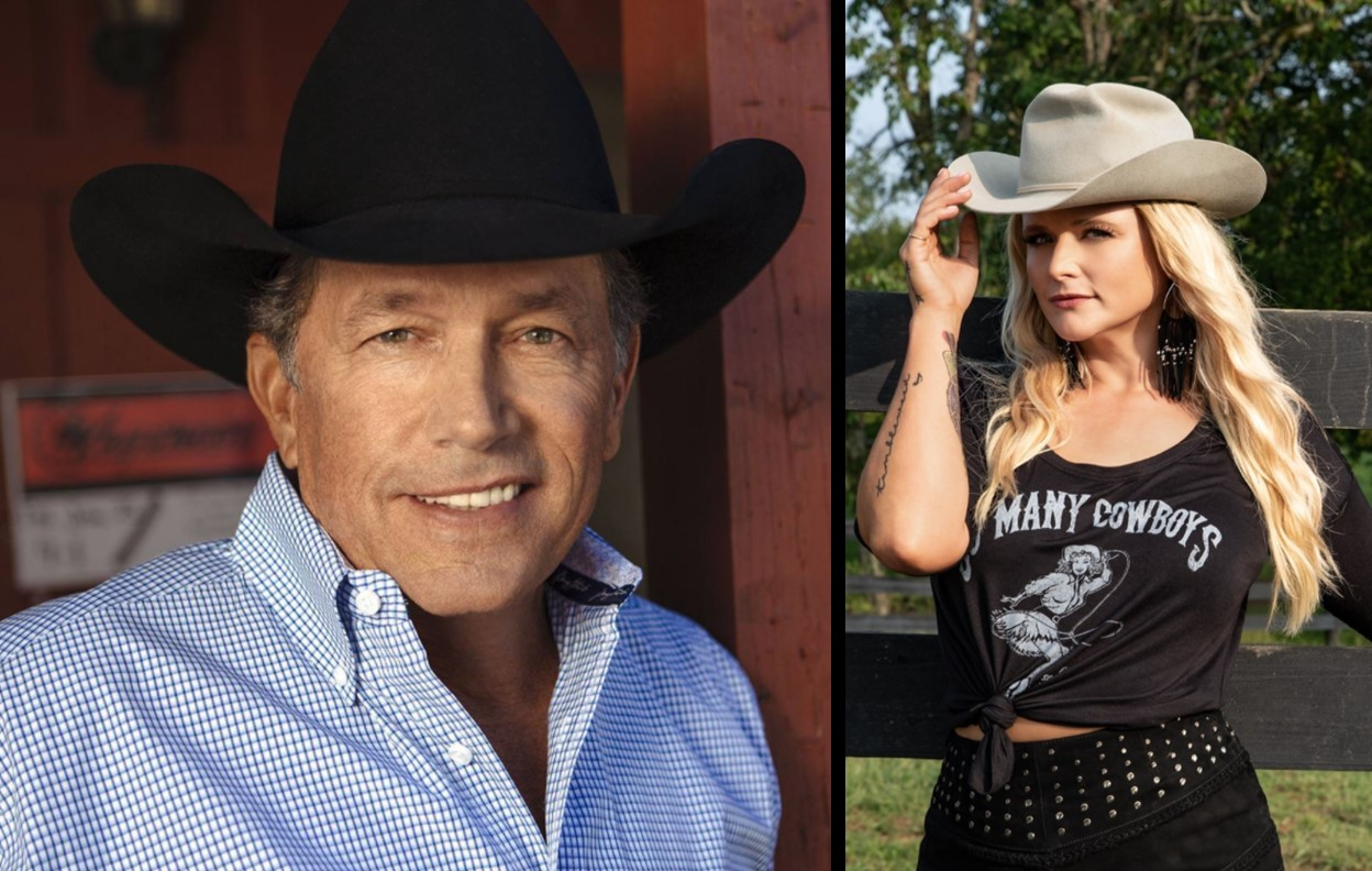 Country Singers from Texas
