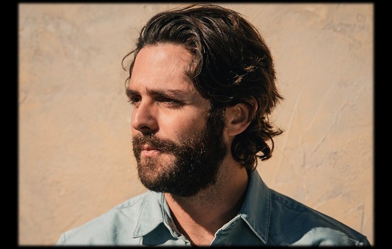 Thomas Rhett One Night Only From Nashville