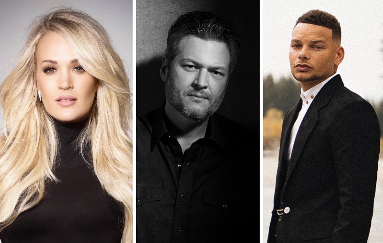 2021 ACM Awards Performers