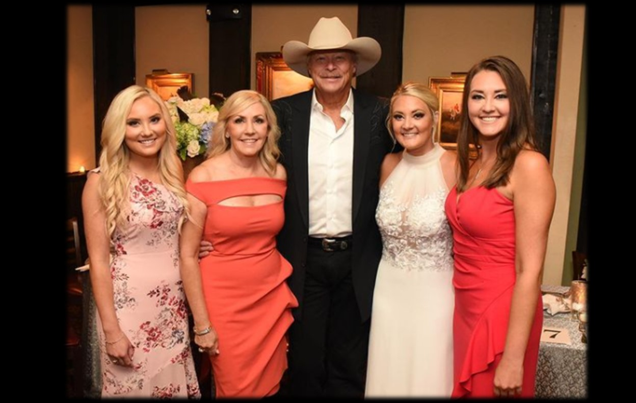 Alan Jackson's Daughters