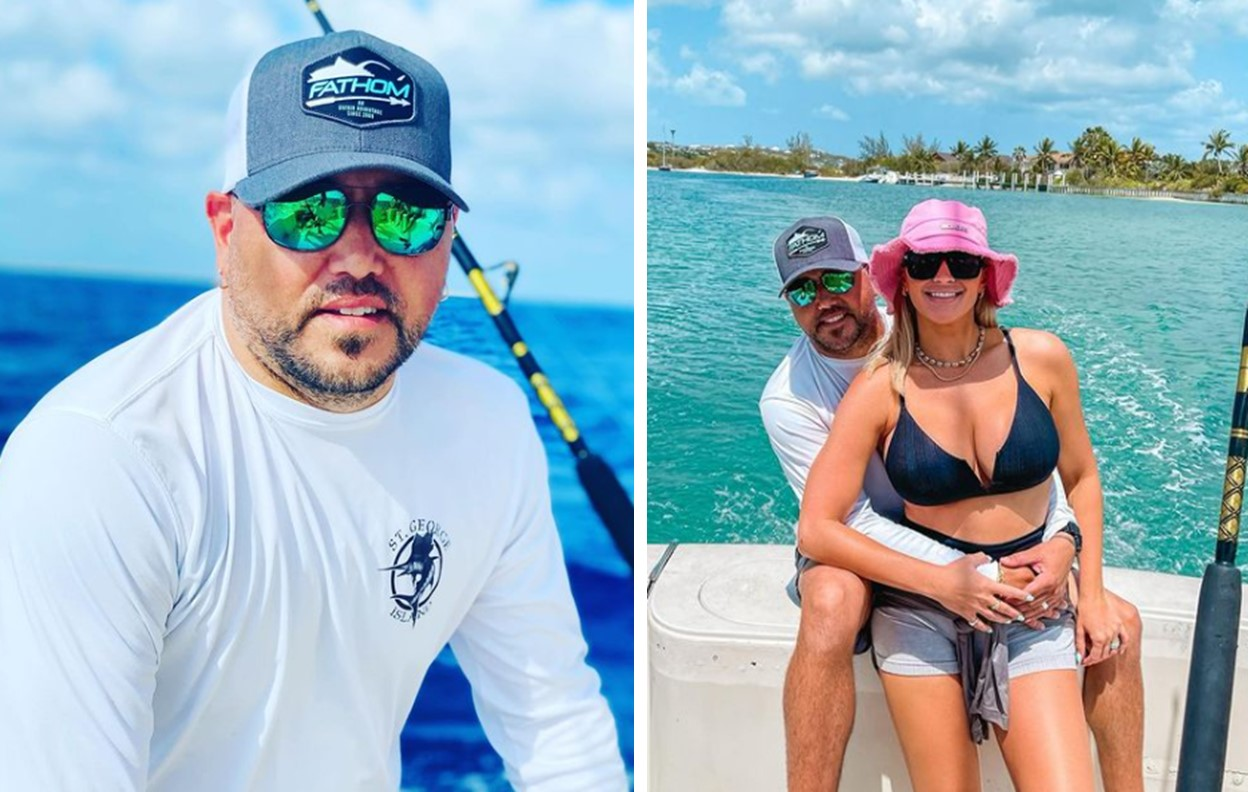 Jason Aldean's Turks and Caicos