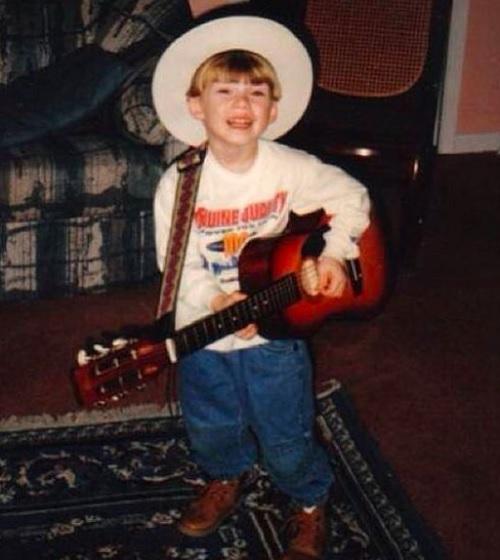 Morgan Wallen Childhood