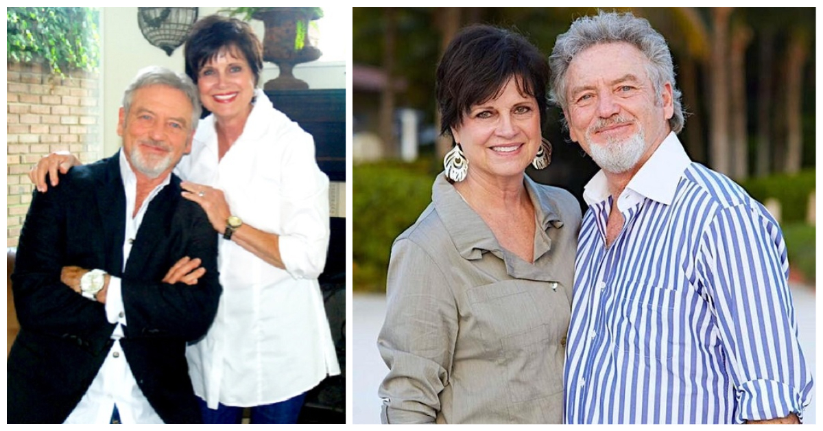 Larry Gatlin and Janis Ross