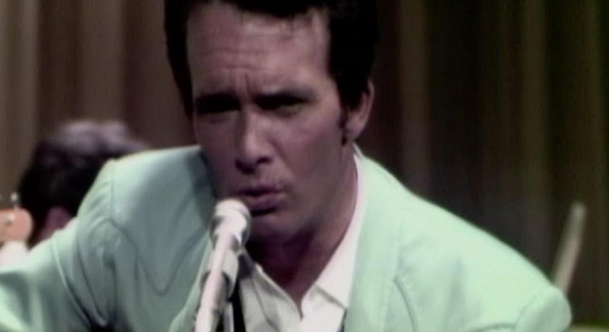 Merle Haggard Branded Man Video and Lyrics