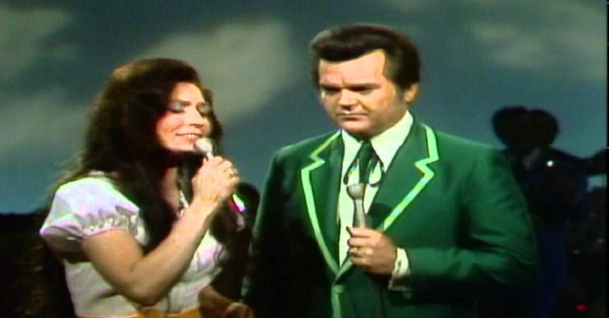 Conway TWitty and Loretta Lynn Feelings