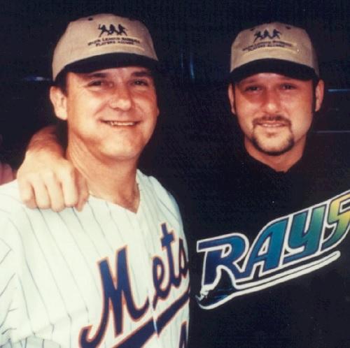 Tim and Tug McGraw