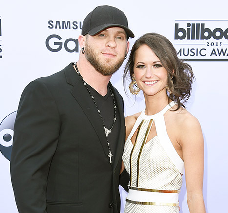 After knowing each other for years, Brantley Gilbert married hometown sweetheart Amber Cochran.