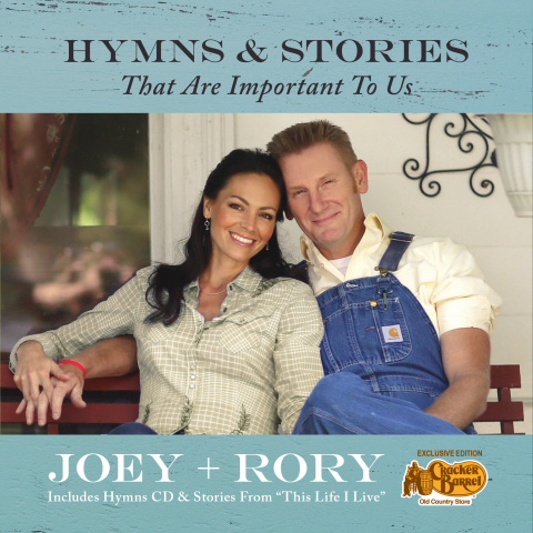 joey feek and rory feek album cover