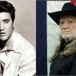 Elvis Presley Willie Nelson