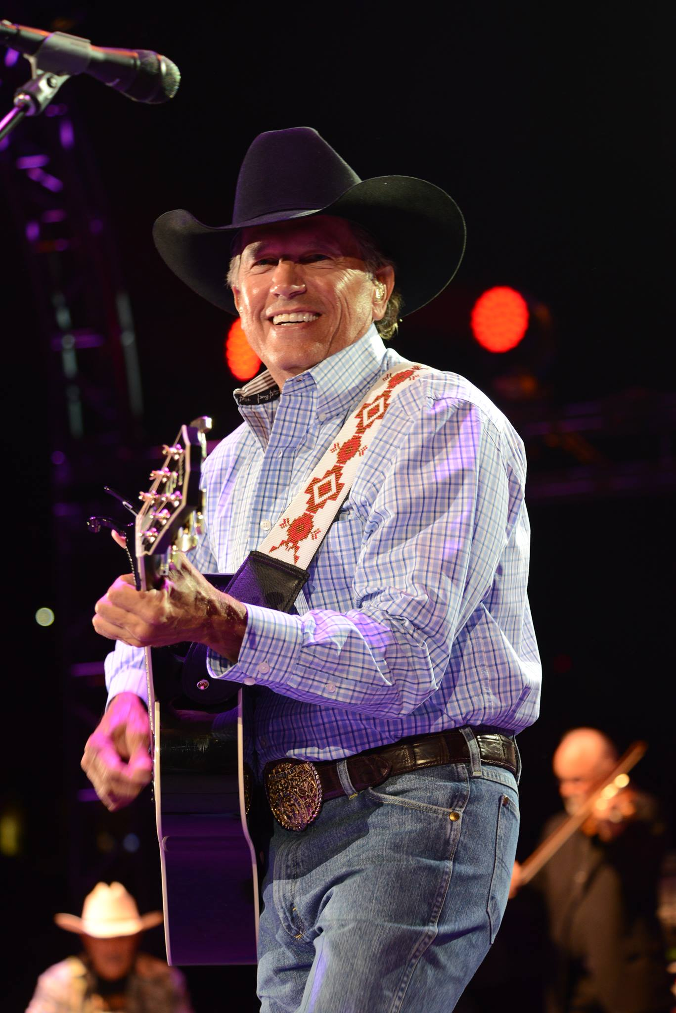 George Strait To Vegas