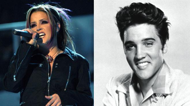 Lisa Maria Presley Elvis