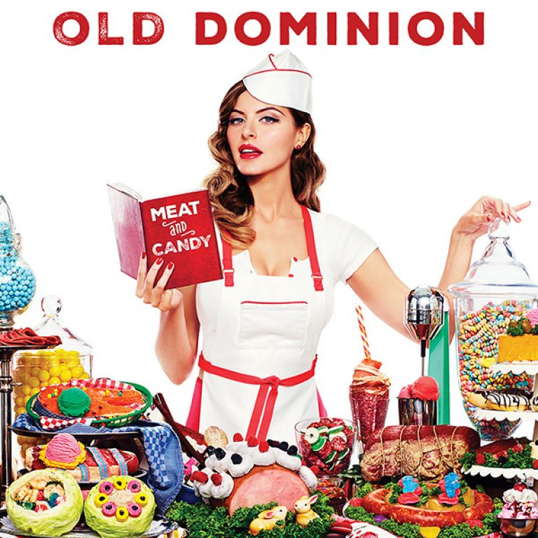 Old Dominion Album Cover