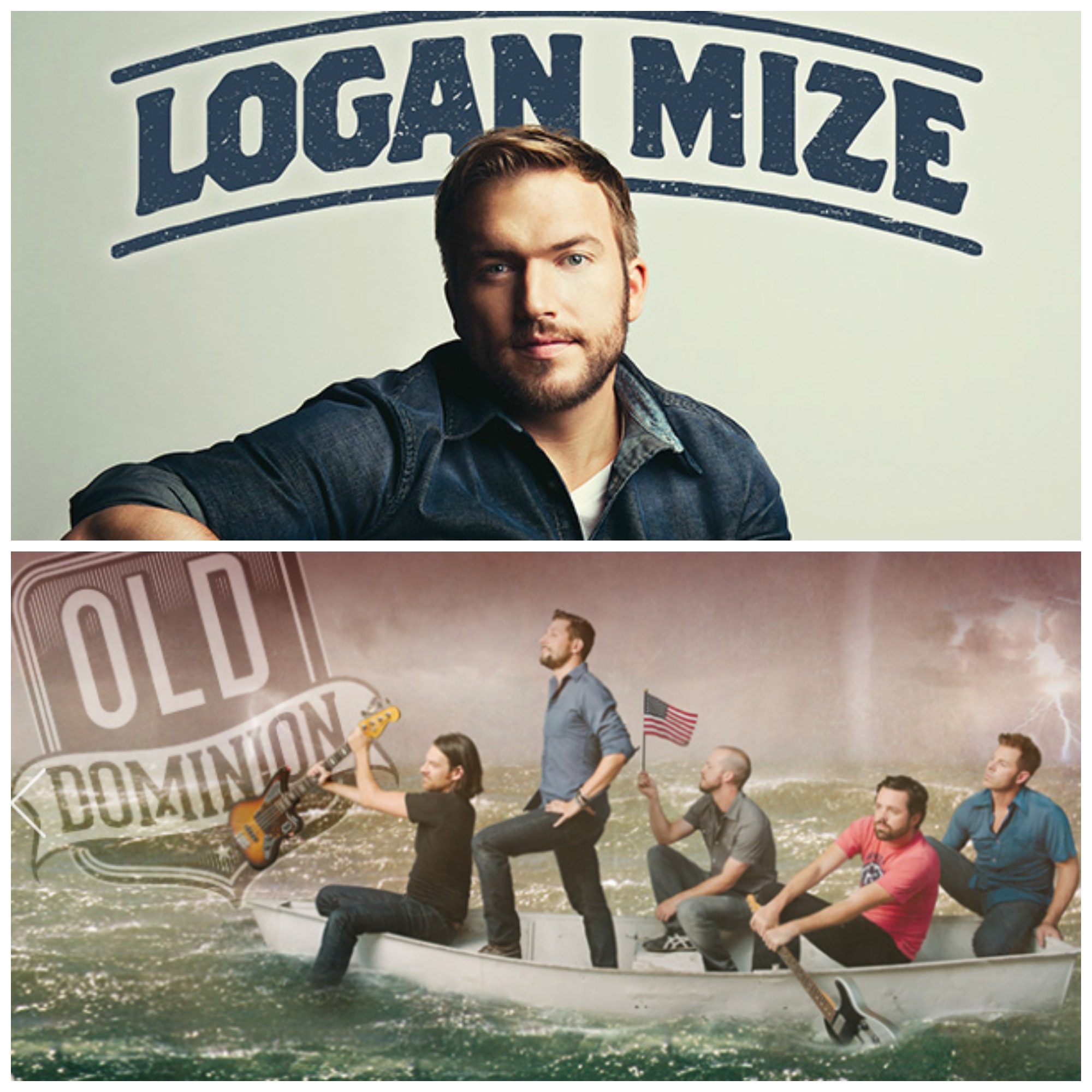 Logan Mize and Old Dominion