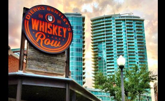 Dierks Bentley Whiskey Row