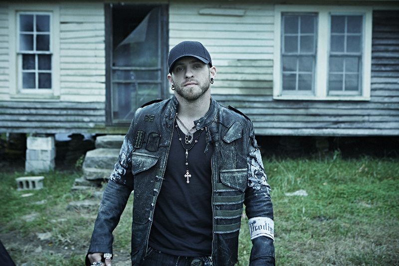 Brantley Gilbert Releases Music Video for