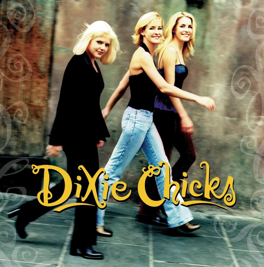 Dixie Chicks Wide Open Spaces album cover