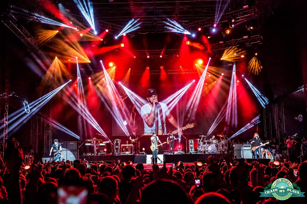 Luke Bryan Kill The Lights Tour