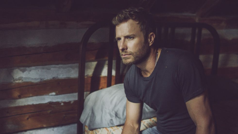 dierks bentley black album