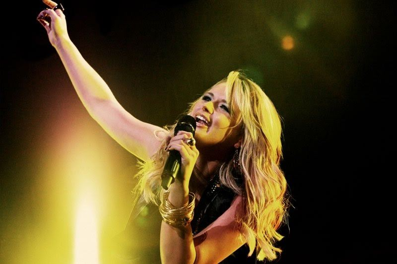 Watch Miranda Lambert Sing