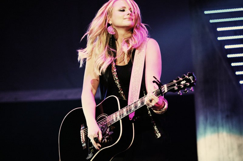 Miranda Lambert's charity donates funds to the Lindale, Texas Police department after they lost their police dog in a shooting.