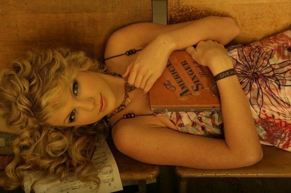 Taylor Swift in 2008