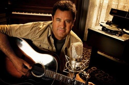 Vince Gill will be inducted to the RockWalk in a ceremony next month (Feb).