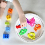 Learn more about painting with LEGO bricks....