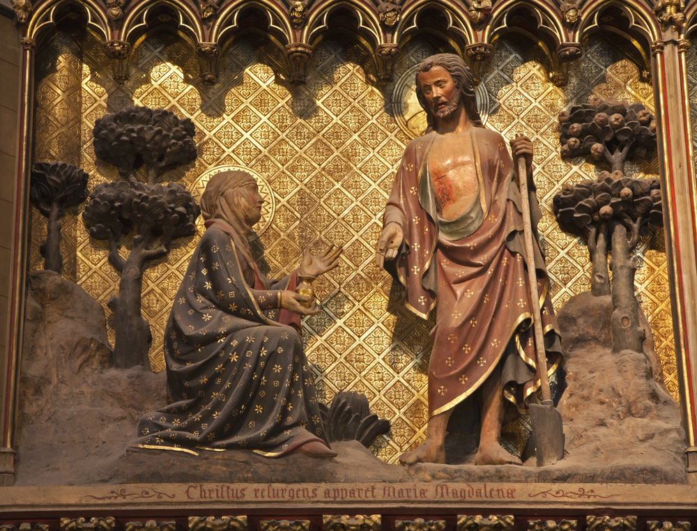 Check out this interesting article about Mary Magdalene…