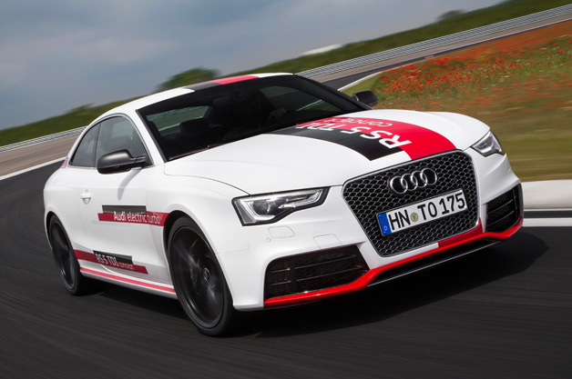 Dive Deep With Audi's Revolutionary New Turbo Tech…