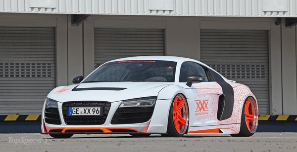 Read this great article on 2014 Audi R8 Performance…