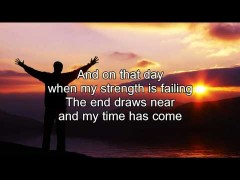 Check out this great song by Matt Redman…
