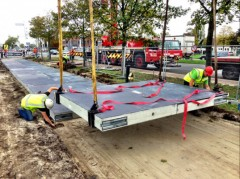World`s First Solar Bike Path was opened in Netherlands. . .