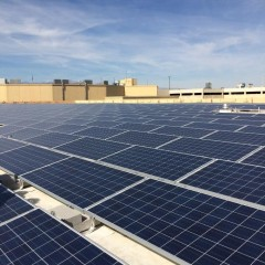 A new solar project on the roof of the Mandalay Bay Convention Center in Las Vegas is the second largest rooftop solar array in the world…