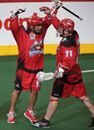 The Lacross world is still saying goodbye and saluete Calgary Roughnecks forward Scott Ranger after his retirement from the after eight