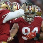 The San Francisco 49ers have rested Justin Smith for every Wednesday practice session this season, sometimes mixing in a day off on