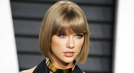 The roll of Bond Girl fits Taylor Swift perfectly