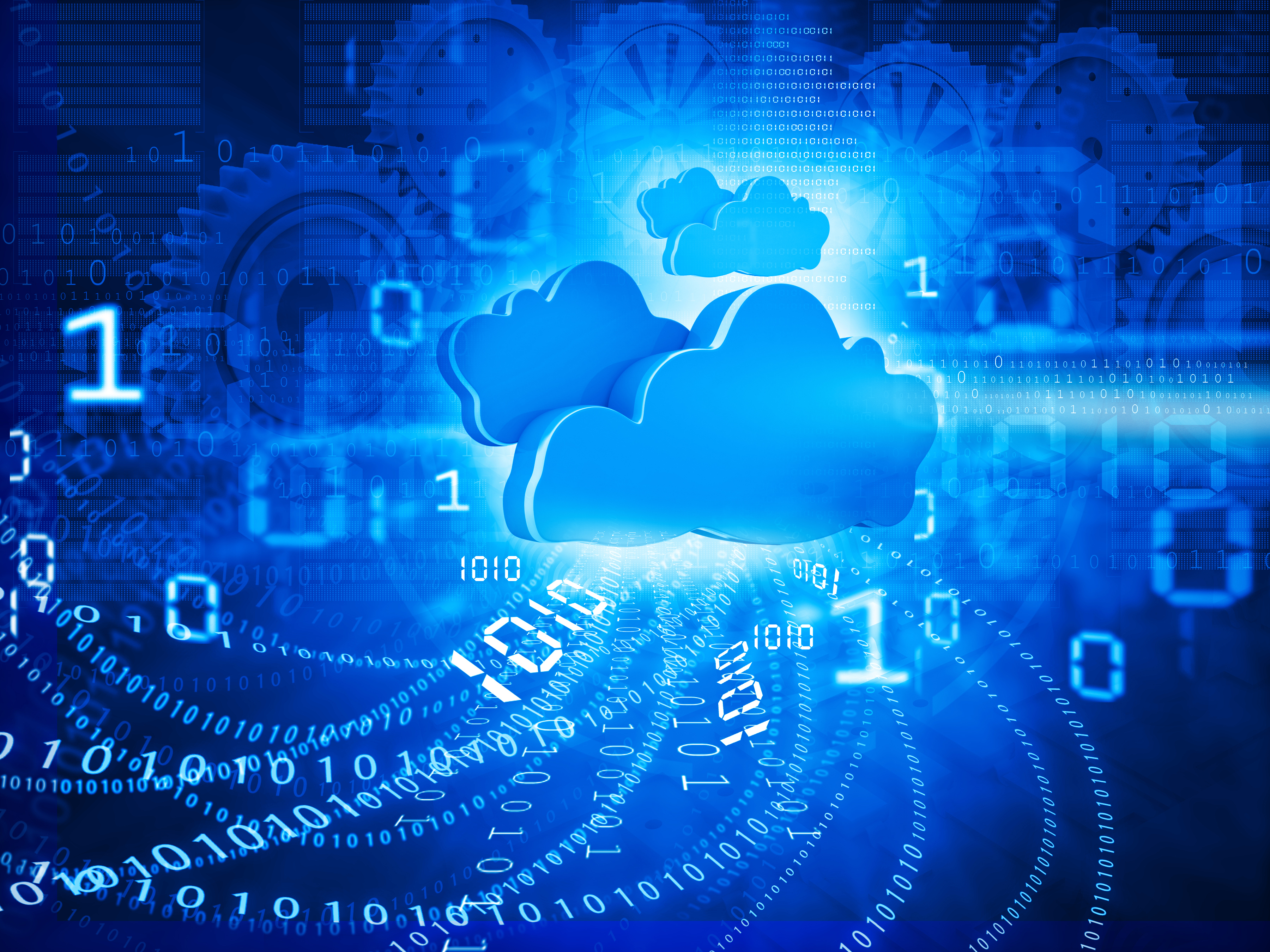 Cloud Computing, Then and Now