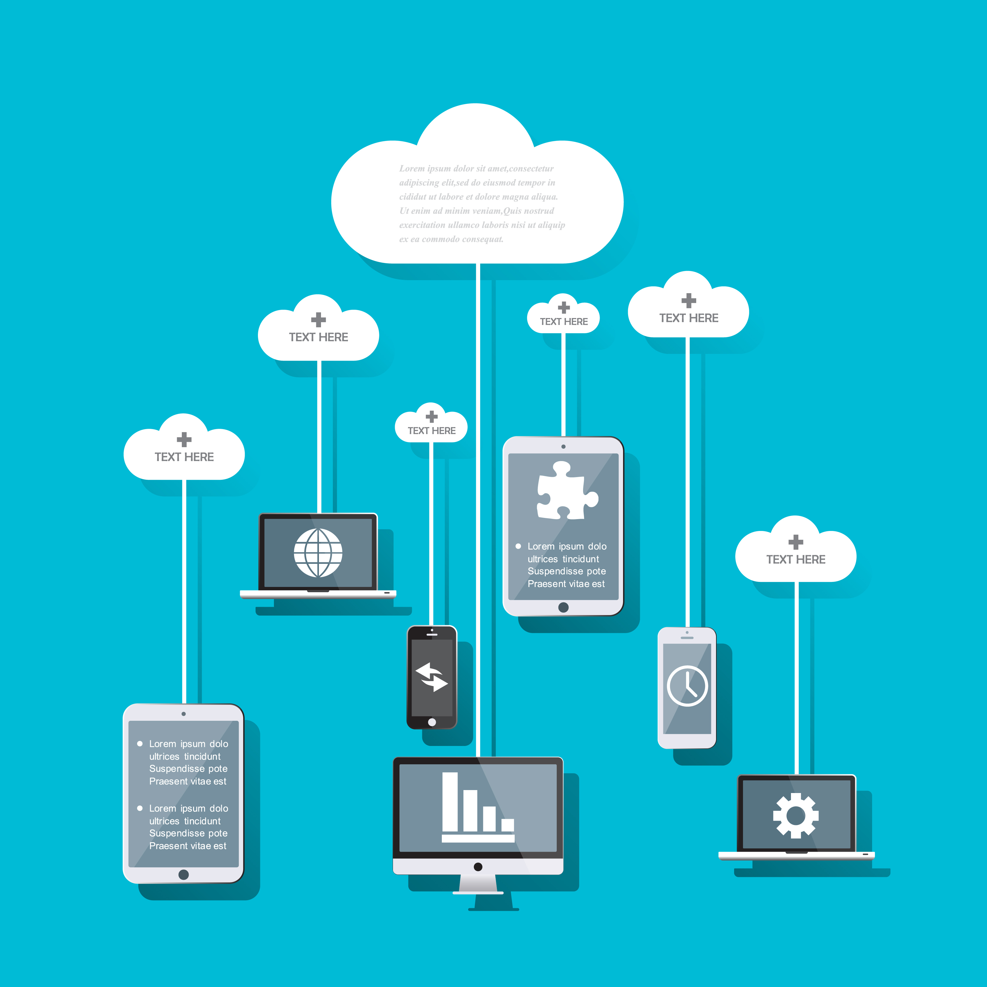 Keeping your private information safe when using the 'cloud'