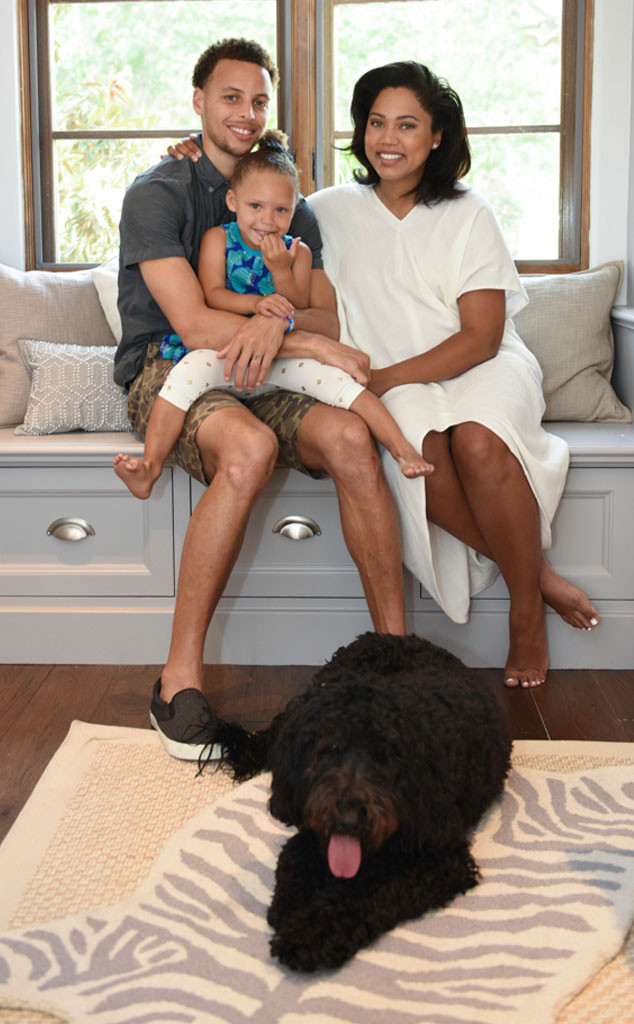 Stephen and Ayesha Curry welcome baby girl, Ryan Carson Curry